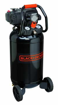 Compressor sem Óleo 50L 10bar Black Decker